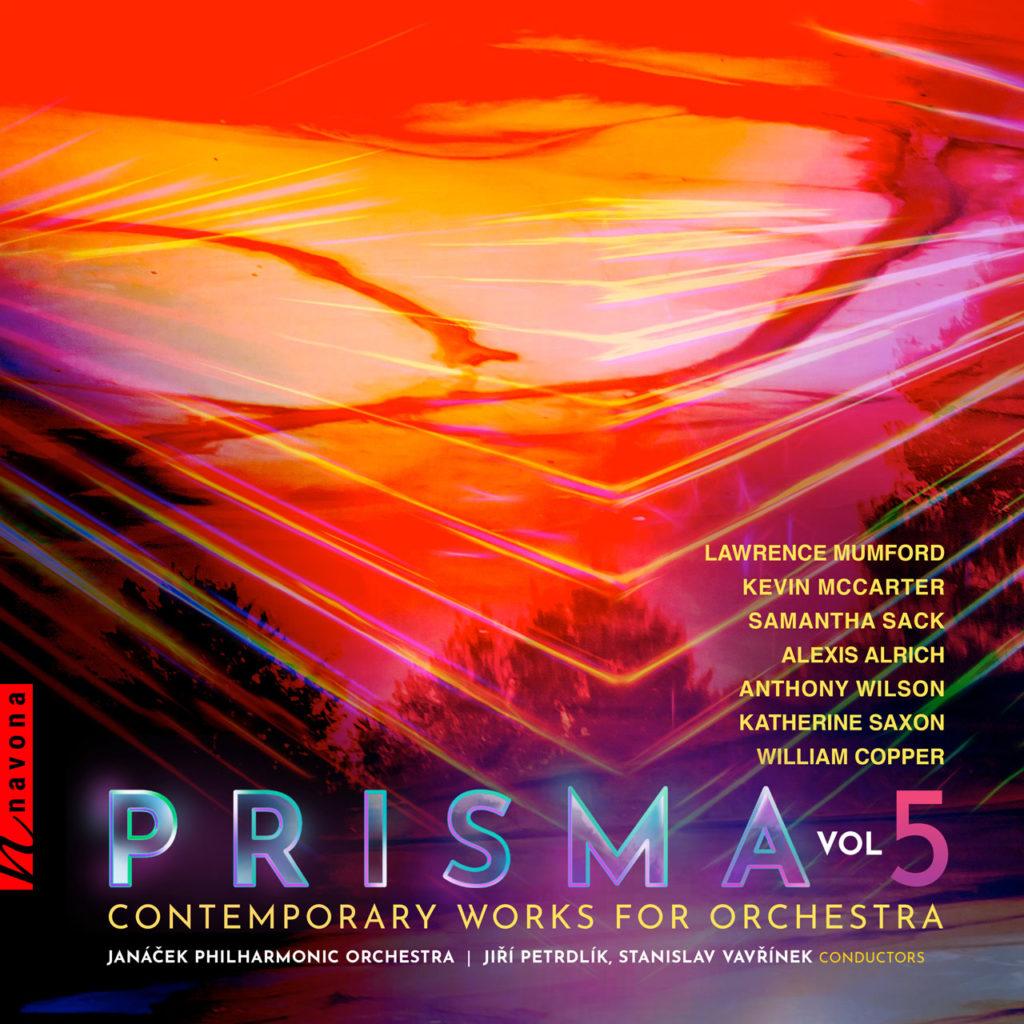 Prisma Vol. 5 Contemporary Works for Orchestra
